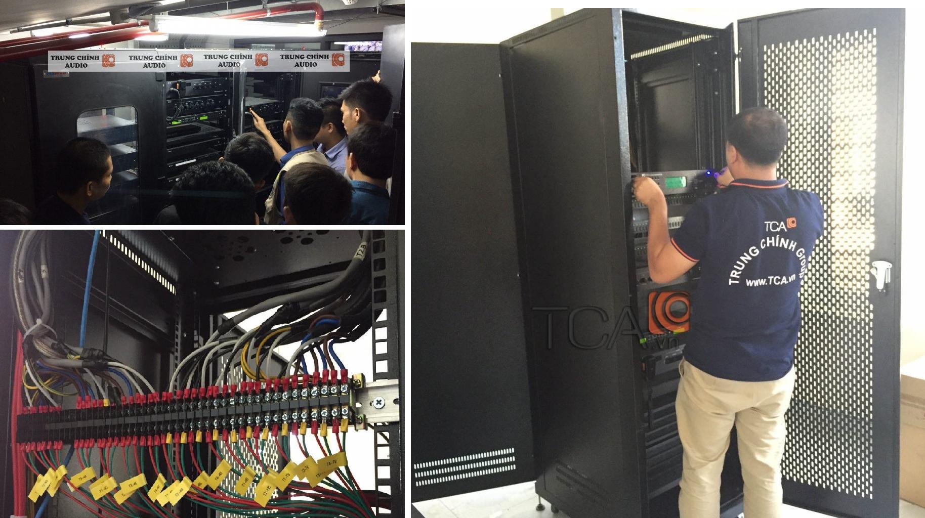Hệ thống âm thanh thông báo TOA FV-200 Hà Nội